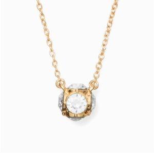 ♠️Kate Spade Lady Marmalade Gold Pendant♠️
